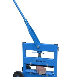 Narzędzia brukarskie - wózki paletowe