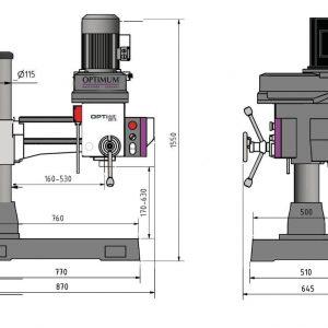wiertarka-promieniowa-z-podstawa-oraz-stolem-zaciskowym-optimum-rd-3-Pilex-Szczecin-300x300